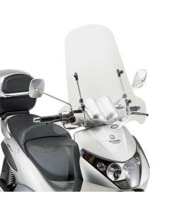 GIVI 102A Windscherm Transparant Yamaha Dylan/Flame/Cignus 125