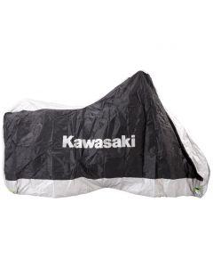 Kawasaki Motorhoes Buiten