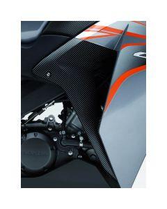 Honda Carbon look kuip paneel set CBR 125/250 R (11-17)