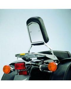 Honda Rugsteun Plaat Chroom