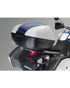 Honda TOP BOX 45L, WHITE/RED