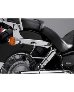 Honda Steunenset Throw-over Tassen VT 750 C2 Shadow (Black Spirit) (04-13)