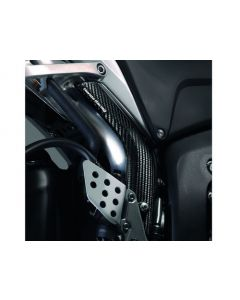 Honda Uitlaat Beschermer Carbon CBR 600 RR (09-17)