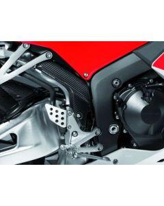 Honda Uitlaat Beschermer Carbon CBR 600 RR (08)