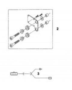 Honda Attachment Kit Heated Grip 08T49-MBT-800A