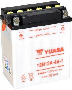 Yuasa Accu 12N12A-4A-1