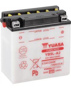 Yuasa Accu YB9L-A2
