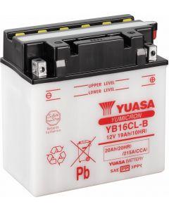 Yuasa Accu YB16CL-B