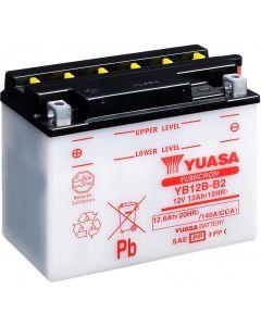 Yuasa Accu YB12B-B2
