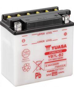 Yuasa Accu YB7L-B2
