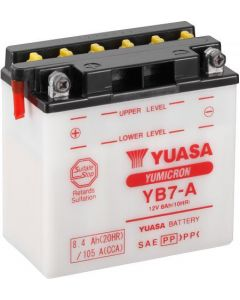 Yuasa Accu YB7-A