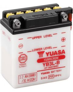 Yuasa Accu YB3L-B