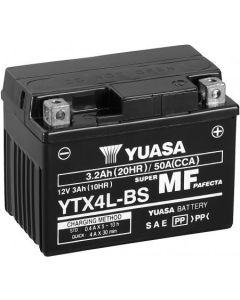 Yuasa Accu YTX4L-BS
