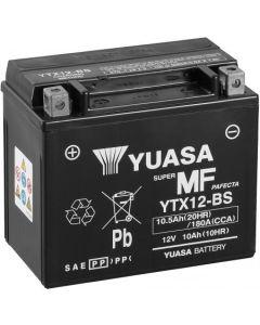 Yuasa Accu YTX12-BS