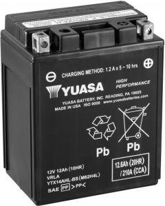 Yuasa Accu YTX14AHL-BS High Performance