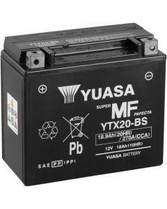 Yuasa Accu YTX20-BS