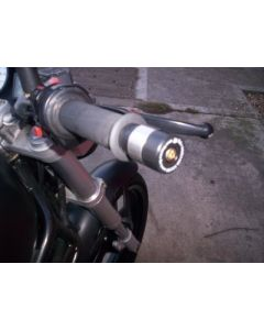 R&G BE0020BK Stuurdoppen Ducati 600/750/900SS/749/999/ Multistrada 1000DS/M