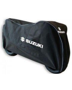 Suzuki Motorhoes Indoor Suzuki-Logo GSX-R 125/250 / GSX-S 125/750