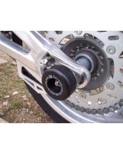R&G CP0013BK Valdoppen Achterbrug Aprilia SXV450/550 - Shiver 750