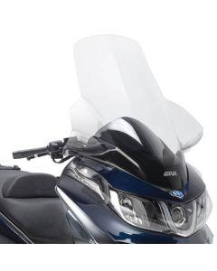GIVI D5604ST Windscherm Transparant Piaggio X10 (12-16)