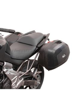 SW-Motech Zijkofferrek Quick-Lock Evo Kawasaki Versys 650 (07-)