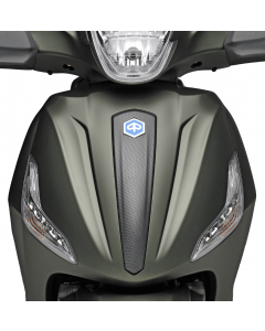 Piaggio Stuur Cover Carbon Look Beverly 350