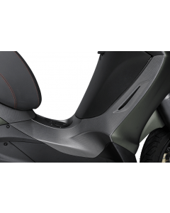 Piaggio Midden Cover Rechts Carbon Look Beverly 350