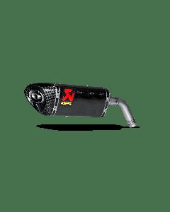 Akrapovic Slip-On Line Carbon Honda MSX 125 (13-15)