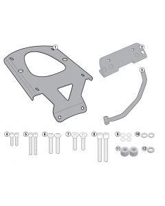 GIVI SR6708 Topkofferrek Monolock/Key Aprilia SRV 850 (12-16)