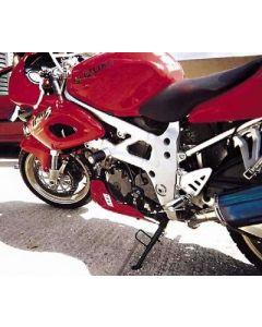 R&G CP0035BL Valdoppen Set Zwart Suzuki TL 1000 S (97-01)
