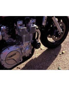 R&G CP0051BL Valdoppen Set Zwart Yamaha XJR1200/1300
