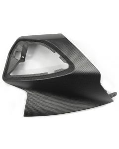 Aprilia Air Conveyor Cover Left Carbon Look Shiver 900