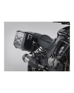 SW-Motech Koffersysteem Trax Adventure Zwart 37/37L Kawasaki Versys 1000 (15-)