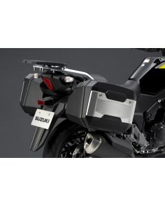 Suzuki Zijkofferset Zwart 42L V-Strom DL 250 (17-)