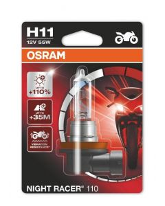 Osram Lamp 12V 55W H11 Night Breaker Unlimited