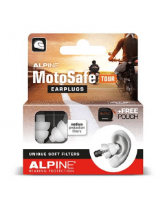 Alpine Motosafe Tour Oordoppen