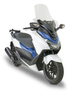 GIVI D1140ST Windscherm Transparant Honda Forza 125 ABS (15-17)