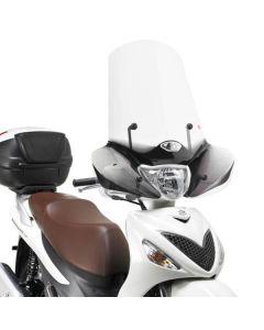 GIVI 169A Windscherm Transparant Suzuki Sixteen 125-150