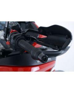 R&G BE0111BK Stuurdoppen Ducati Multistrada 950 (17-)