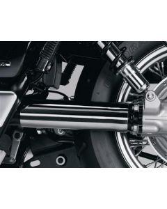 Honda Cardanas Cover Set Chroom VT 750 C2 Shadow (Black) Spirit (13)