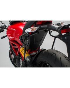 SW-Motech Legend Gear Zijtasdrager Links Ducati Monster 821 (18-) 1200/S (17-)