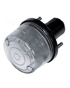 Booster Achterlicht Universeel Rond LED