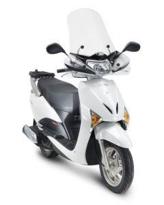 GIVI 314A Windscherm Transparant Honda Lead 110 (08-14)