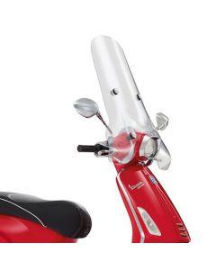 GIVI 5610A Windscherm Transparant Piaggio Vespa Sprint (14-17)