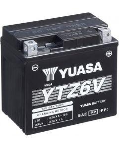 Yuasa Accu YTZ6V