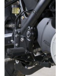 R&G CI0047BK Frame Plug Set Laag Husqvarna Strada TR 650 (13-15)