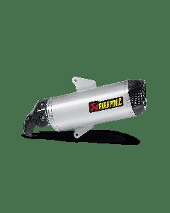 Akrapovic Slip-On Line SS Aprilia SRV 850 (12-16)