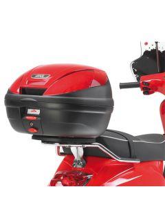 GIVI SR105 Topkofferrek Monolock Piaggio Vespa S/LX 50-125-150 (05-14)