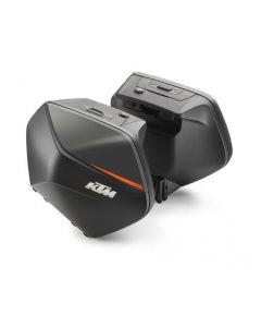KTM Zijkofferset Zwart 1290 Super Duke GT