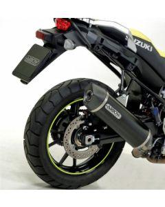 Suzuki Arrow Black Uitlaatdemper V-Strom DL 1000 XT (17-)